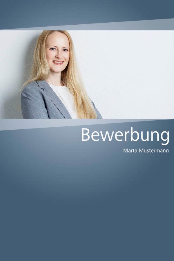 Bewerbungsfotos Wiesbaden mit Deckblatt Gestaltung