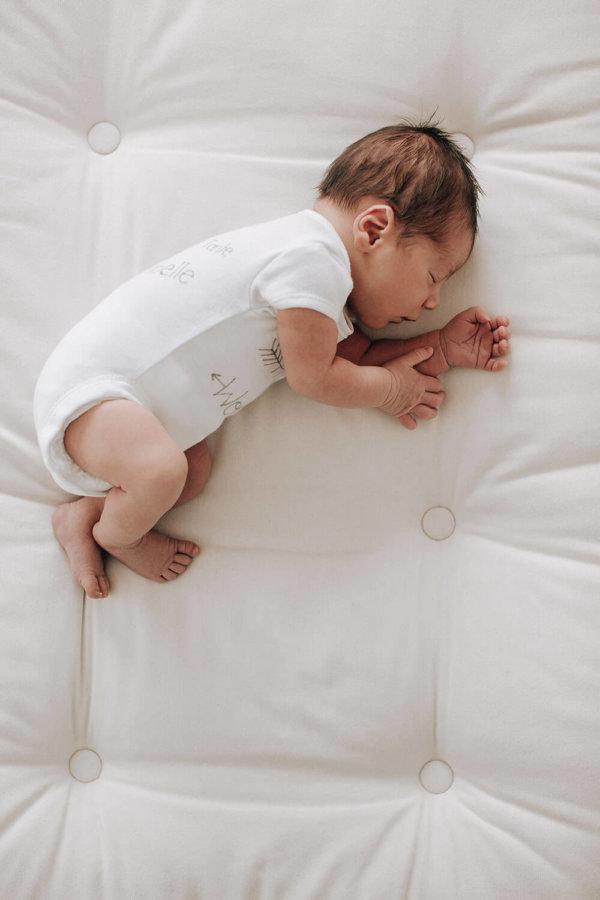 Baby Fotoshooting im Studio