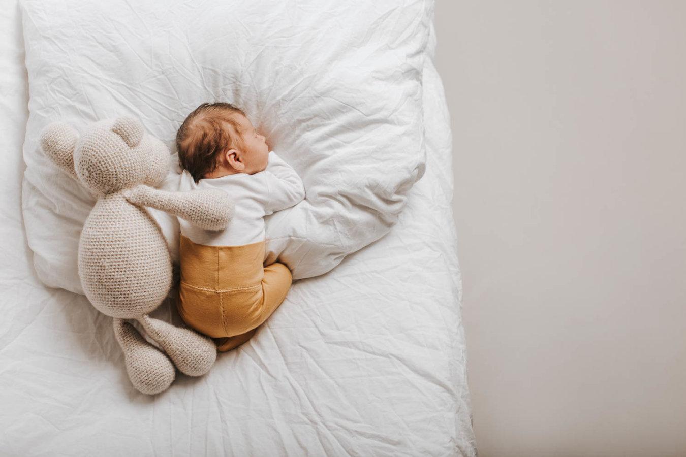 Modernes Babyfoto